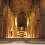 York Minster på innsiden